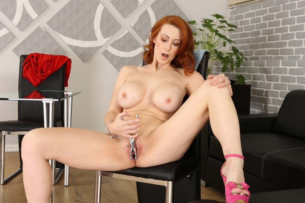 Big Tit Redhead