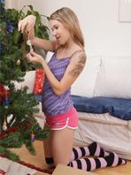 Angel Piaff Pussy Porn Xmas Ornaments